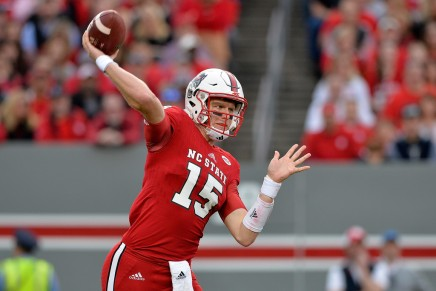 No. 24 NC State Burns Up Arizona State in the SunBowl