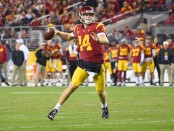 USC Trojans quarterback Sam Darnold (Getty Images)