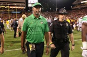 Former Oregon Ducks head coach Willie Taggart (Getty Images)