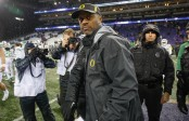 Oregon Ducks head coach Willie Taggart (Getty Images)