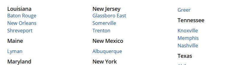 Auto Auction - Copart USA Locations - Mozilla Firefox 2018-01-16 23.56.06