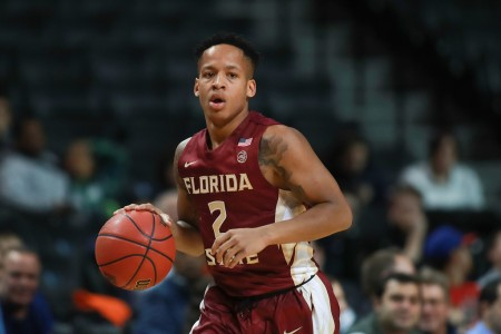 Florida State Seminoles guard CJ Walker (Getty Images)