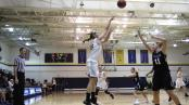 TCNJ freshman Shannon Devitt scored 13 points off the bench (Photo by TCNJ Sports Information Office)