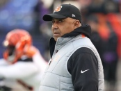 Cincinnati Bengals head coach Marvin Lewis (Getty Images)