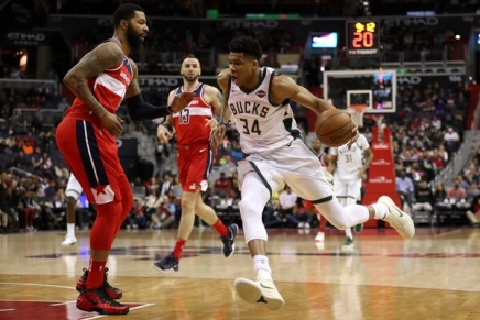 The Greek Freak to miss twogames