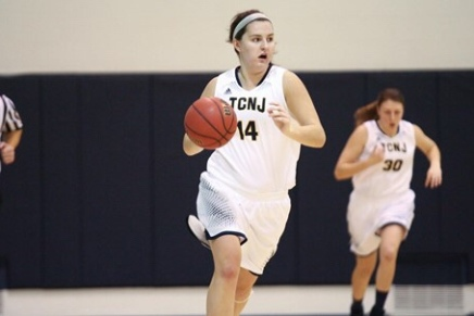 Byrne leads TCNJ past Kean