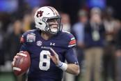 Auburn Tigers quarterback Jarrett Stidham (Getty Images)