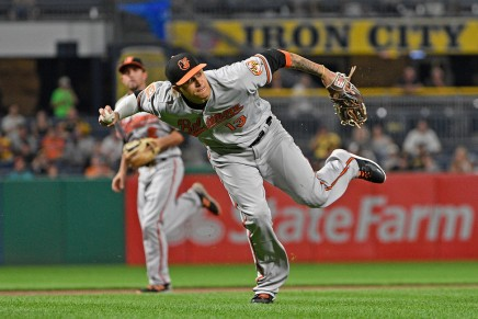 Machado to play shortstop in 2018