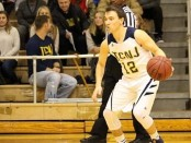 TCNJ Lions point guard Joe Montano (Photo by TCNJ Sports Information)