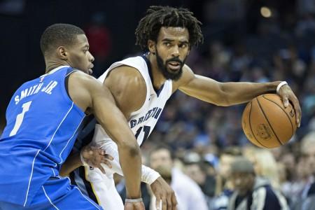 Memphis Grizzlies point guard Mike Conley Jr. (Getty Images)