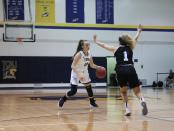 TCNJ guard Kate O'Leary (Getty Images)