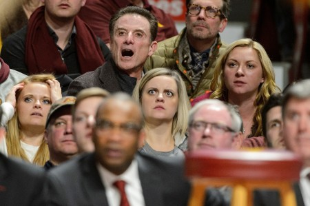 Former Louisville Cardinals men's basketball coach Rick Pitino (Getty Images)