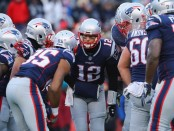 New England Patriots offense (Getty Images)