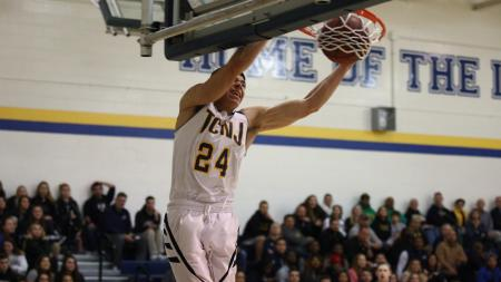 Randall Walko (Photo by Jon Lambert/TCNJ Athletics)