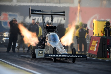 Tony Schumacher (Photo by the NHRA)