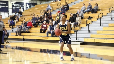 Eric Murdock Jr. (Photo by the TCNJ Sports Information Department)