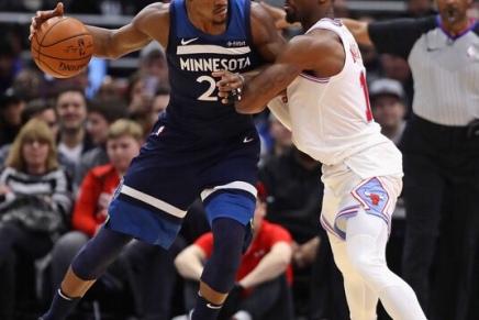 Timberwolves' Butler injured vs.Rockets