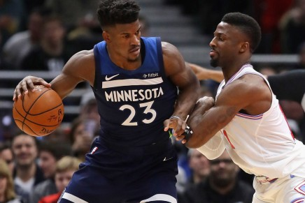 Timberwolves' Butler out indefinitely aftersurgery