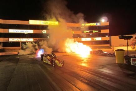 Sarah Edwards remembers RacewayPark