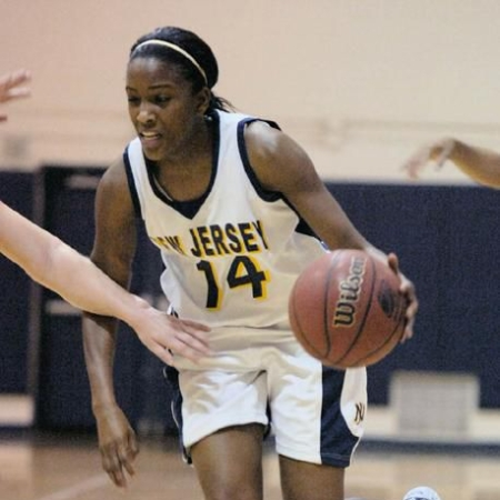 Keri Washington (Photo by TCNJ Sports Information Department)