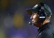 Art Briles is seen here as the Baylor Bears head coach (Getty Images)