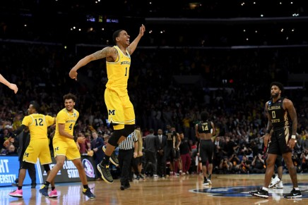 Matthews helps guide Wolverines to Final Four