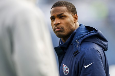 DeMarco Murray is seen here as a member of the Tennessee Titans (Getty Images)