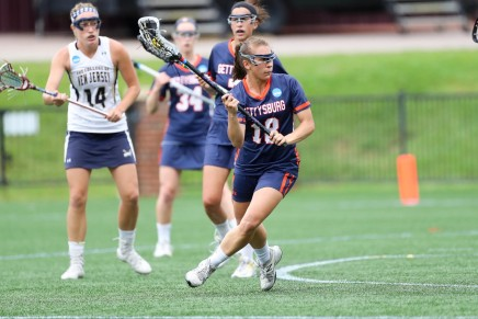 Patterson leads No. 1 Gettysburg over No. 4TCNJ