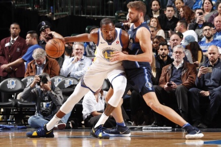 Durant to miss time due to ribinjury