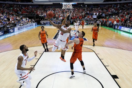 Red Raiders reach Sweet Sixteen for first-time since2005