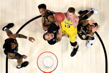 Wagner leads the Wolverines back to the National Championshipgame