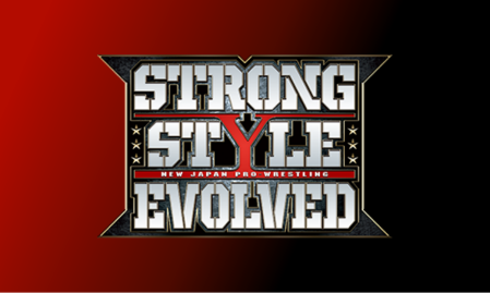 New Japan Pro Wrestling's Strong Style Evolved (Photo by NJPW)
