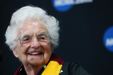 Sister Jean (Getty Images)