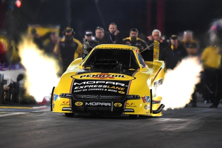 Hagan's blistering pass gives him provisional No. 1 in Houston