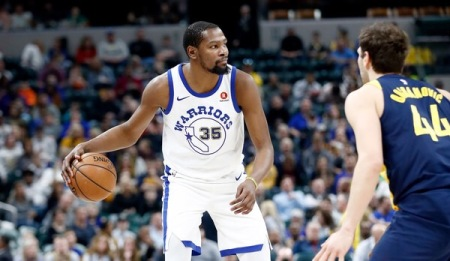 Kevin Durant (Getty Images)