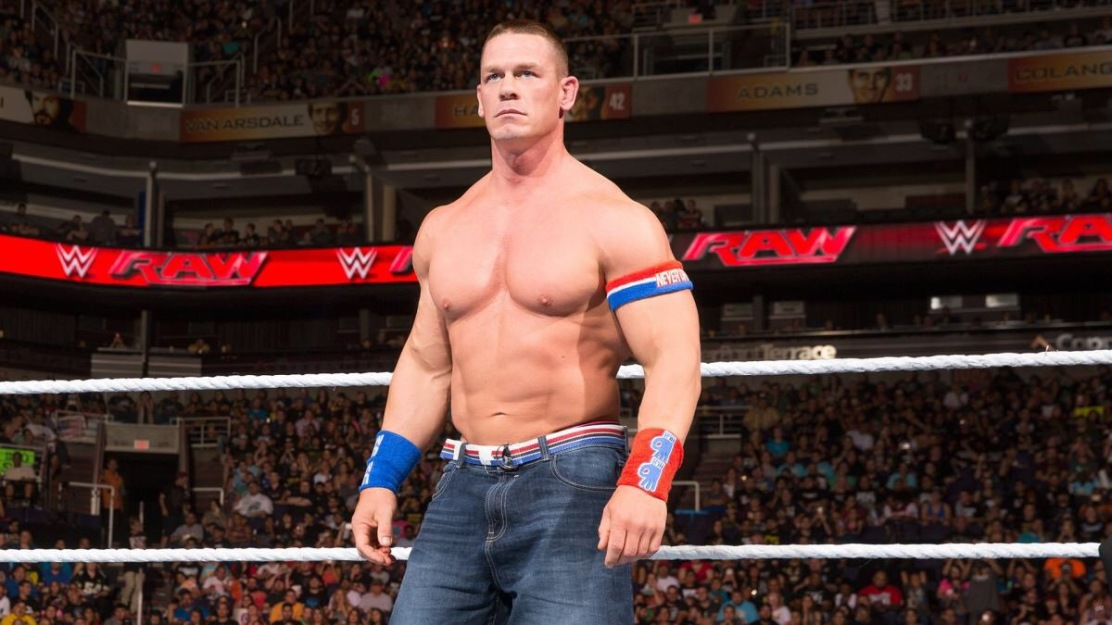 John Cena (Photo by the WWE)