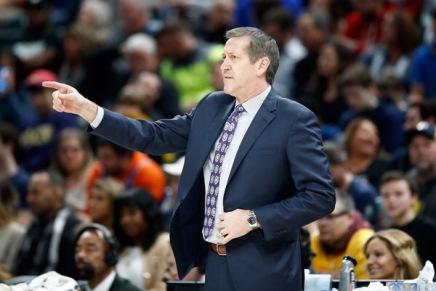 Knicks fire Jeff Hornacek after twoseasons