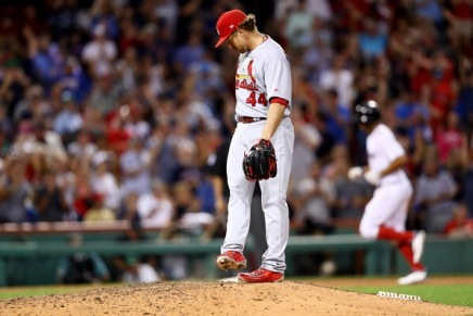 Marlins sign pitcher Trevor Rosenthal