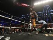 Boxer Deontay Wilder knocks out Luis Ortiz