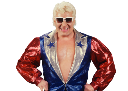 The Valiant Brothers' Johnny Valiant (Photo by the WWE)