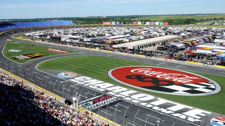 Coca-Cola 600 in 2017 (Getty Images)