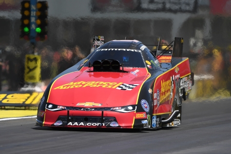 Photo by Marc Gewertz/NHRA