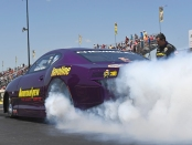 Vincent Nobile (Photo by Marc Gewertz/NHRA)