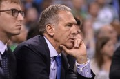 Bryan Colangelo, the Philadelphia 76ers President of Basketball Operations (Getty Images)