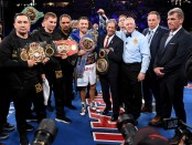 Gennady Golovkin after defeating Vanes Martirosyan (Getty Images)