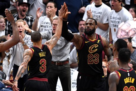 James carries Cavaliers to Game 7
