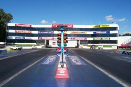 Raceway Park begins demolition ofdragstrip