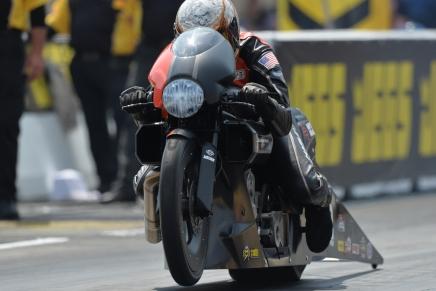 Hines surpasses Arana Jr. on final qualifyingpass