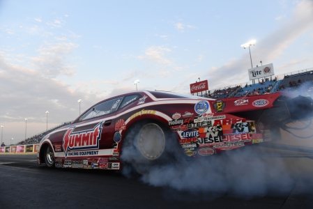 Greg Anderson, the Summit Racing Equipment Pro Stock driver (Getty Images)