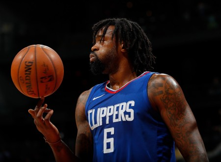 DeAndre Jordan (Getty Images)